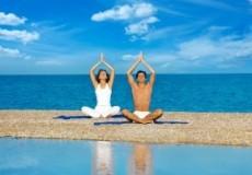 Abnehmen Yoga