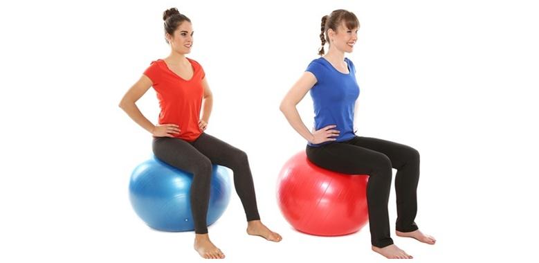 Bauchmuskeln Durch Gymnastikball?