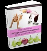 Das 30-Tage-Abnehmprogramm