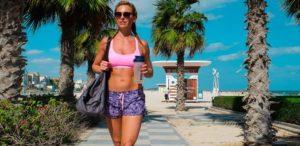 abnehmen mit aqua fitness