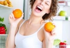 wie motiviere ich mich zu Sport und gesunder Ernährung