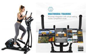 heimtrainingsgerät Capital Sports Crosstrainer test