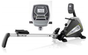 Kettler Rudertrainer Axos Rower test
