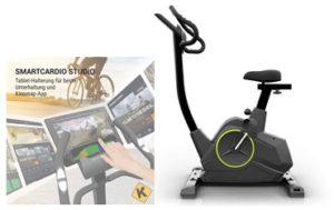Klarfit Epsylon Fahrrad-Heimtrainer