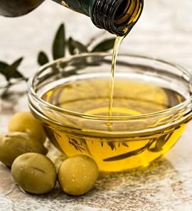 gesunde fette olivenöl