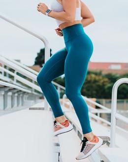 abnehmübung treppensteigen